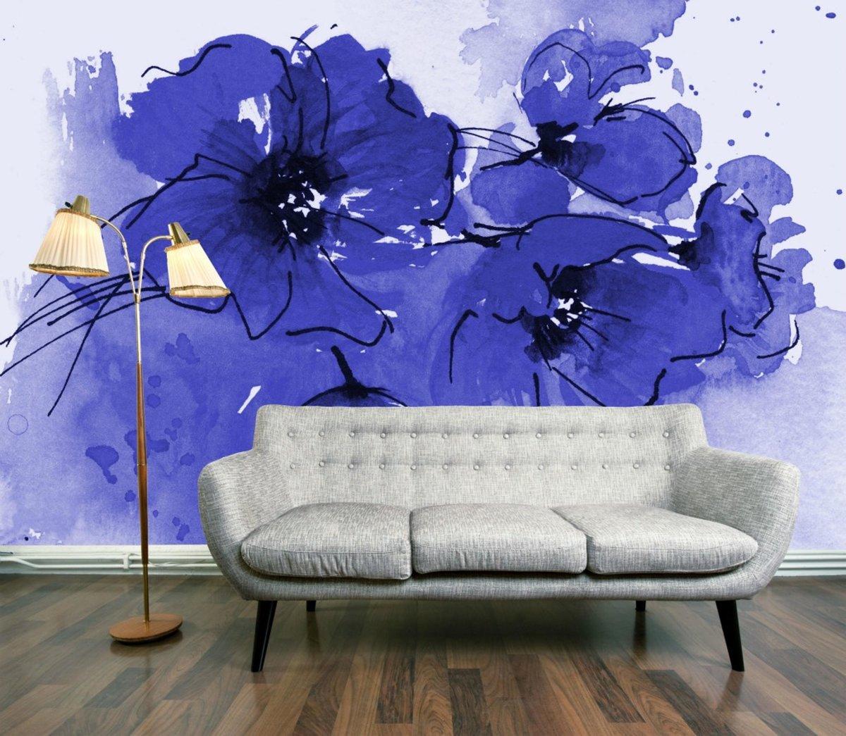 Картинка на стене рисунок, мультфильмов диснея печатать
